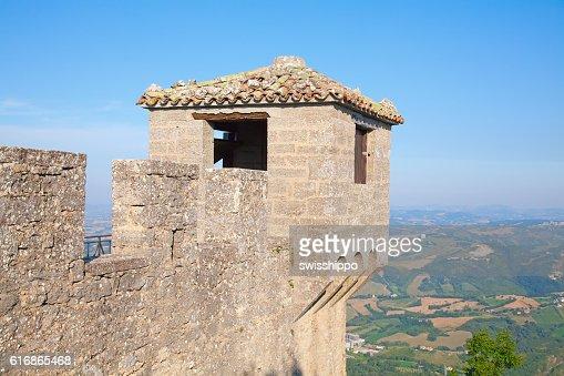 Republic of San Marino : Stock Photo