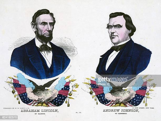 1864 Us Presidential Election Stock Photos And Pictures Getty Images