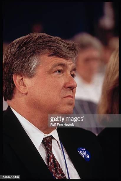Republican National Committee Chairman Haley Barbour attends the 1996 Republican National Convention in San Diego