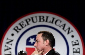 Republican National Committee Chairman Reince Priebus speaks at the annual RNC winter meeting January 24 2014 in Washington DC Significant changes in...