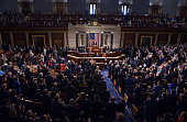 Paul Ryan speaks after being elected as the new Speaker of the US House of Representatives in the House Chamber on Capitol Hill in Washington DC the...