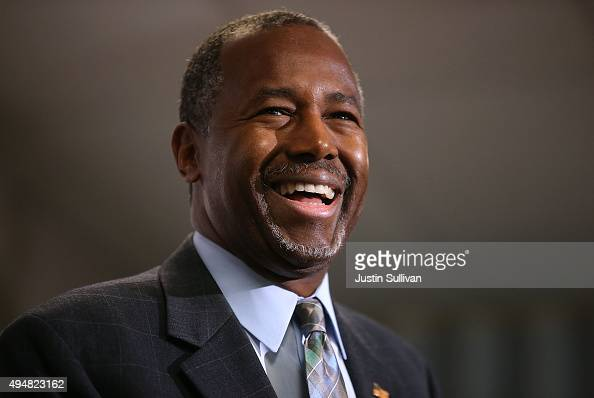 Image result for ben carson getty images