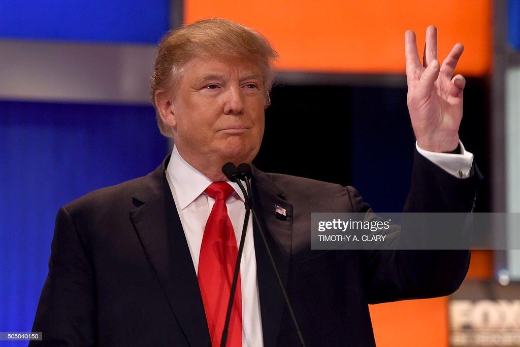 politics donald trump presidential agenda