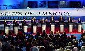 Republican presidential hopefuls Kentucky Sen Rand Paul former Arkansas Gov Mike Huckabee Florida Sen Marco Rubio Texas Sen Ted Cruz real estate...
