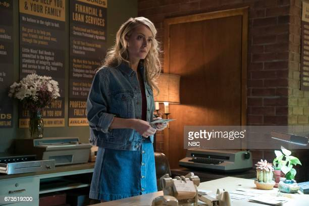 THE BLACKLIST 'Requiem' Episode 417 Pictured Amy Rutberg as Annie Kaplan