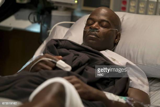 THE BLACKLIST 'Requiem' Episode 417 Pictured Hisham Tawfiq as Dembe Zuma