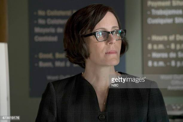 THE BLACKLIST 'Requiem' Episode 417 Pictured Joanna P Adler as Young Kate
