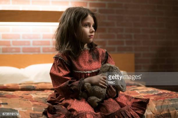 THE BLACKLIST 'Requiem' Episode 417 Pictured Lily Lewinter as Young Masha