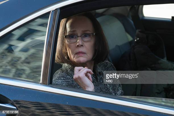 THE BLACKLIST 'Requiem' Episode 417 Pictured Susan Blommaert as Mr Kaplan