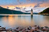 Reschensee - Lake Reschen