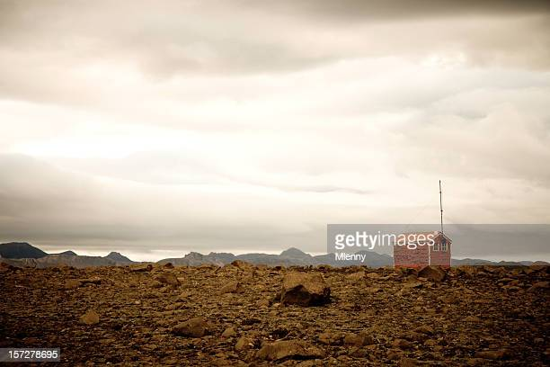 Rescue Hut Iceland