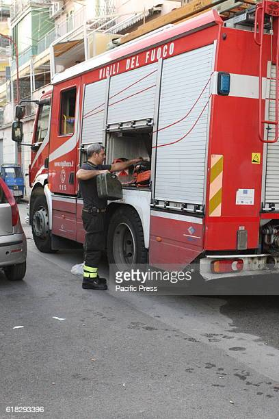 Rescue operations and routine carried out by the Vigili del Fuoco or pompieri Fire Department in the work of rescue conduct that lend to the...