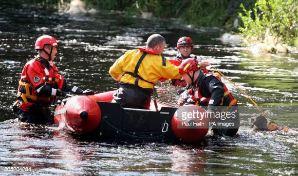 Rescue teams search for missing James Elliott from Bushmills Co Antrim