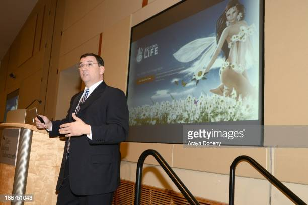 Research Specialist and HighTech Crime Training Services SEARCH Justin Fitzsimmons attends the Rape Treatment Center 2013 Chief's Conference at The...