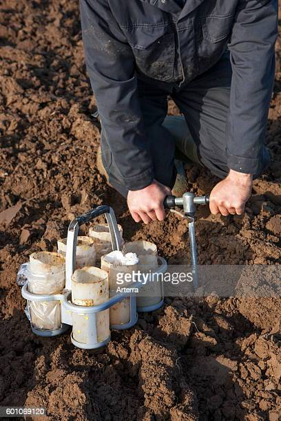 Core sample stock photos and pictures getty images for 0200 soil core sampler