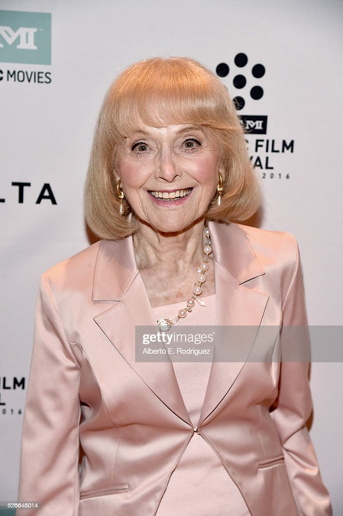 Researcher Lillian Michelson attends 'Harold and Lillian: A Hollywood Love Story' during day 3 of the TCM Classic Film Festival 2016 on April 30, 2016 in Los Angeles, California. 25826_006