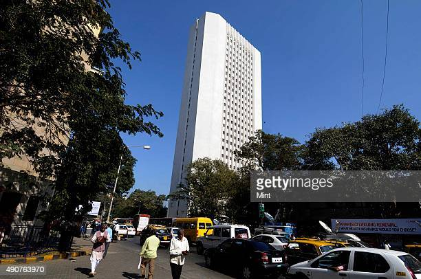 Reserve Bank of India building clicked on January 29 2013 in Mumbai India