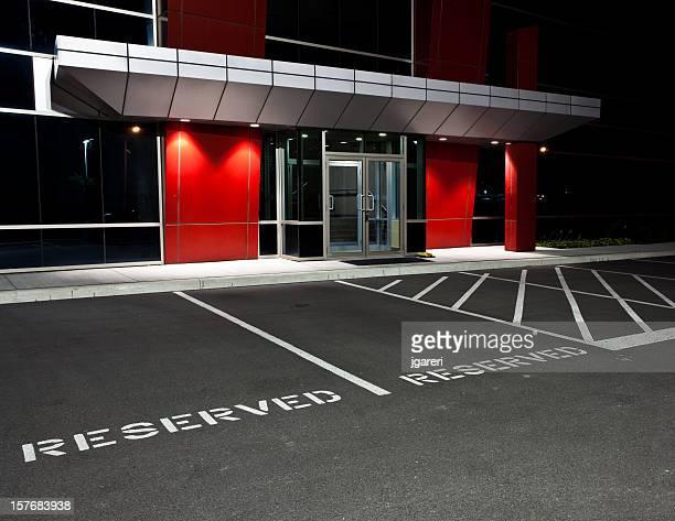 駐車スペースのご予約