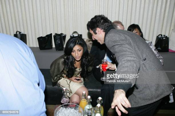 Reshma Shetty attends Grand Opening of La Pomme at 37 W 26th St on September 17 2009 in New York City
