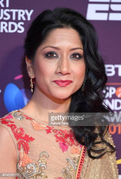 Reshmin Chowdhury attends the BT Sport Industry Awards at Battersea Evolution on April 27 2017 in London England