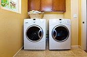 Residental Laundry Room