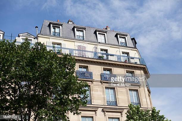 Residential Architektur, Paris, Frankreich
