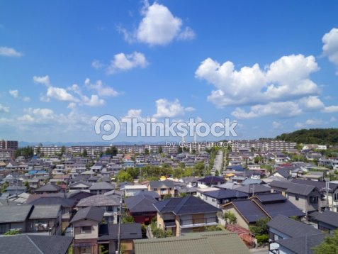 Residential area kobe hyogo prefecture japan stock photo thinkstock kobe hyogo prefecture japan stock photo publicscrutiny Choice Image