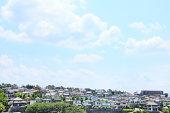 Residential area, Shizuoka Prefecture