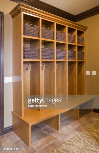 C hall stock photos and pictures getty images for Residential cabinets