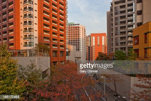 Residential complex : Stock Photo