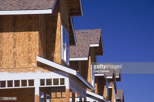 Residential construction, Boulder, Colorado