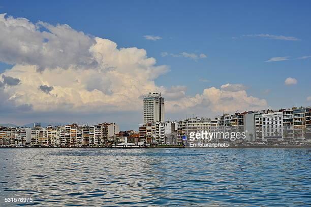 Residential district Alsancak in Izmir