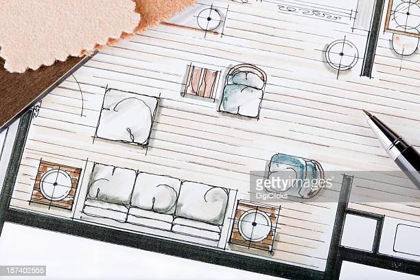 Residential Interior Design Concept