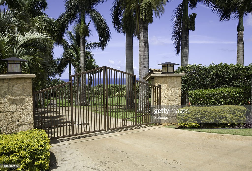 Residential Security And Entrance Gates