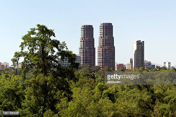 Résidentiel Towers, Mexico