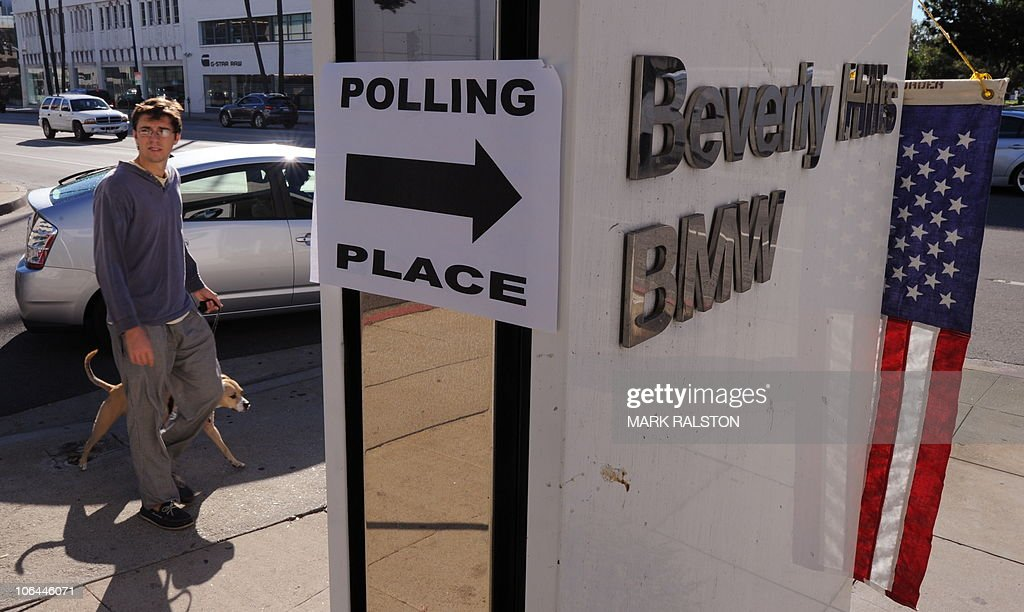 New York City Goes To The Polls In Midterm Election ...