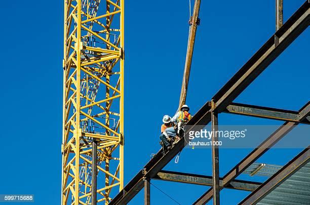 Resort Construction in Vail, Colorado
