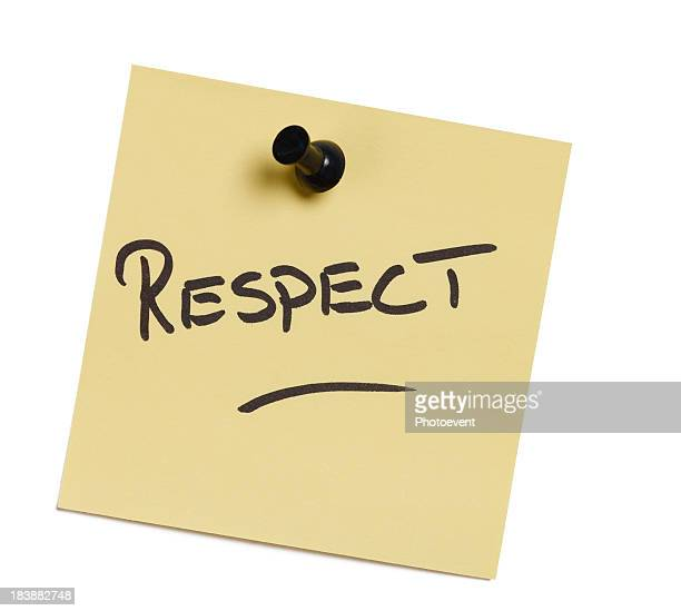 Respect Note