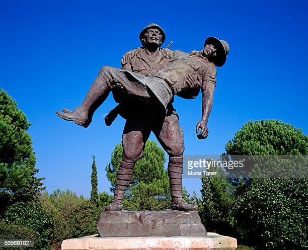 Respect to Mehmetcik Monument