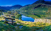 Rest for a moment, overlooking Buttermere in The Lake District, Cumbria, England