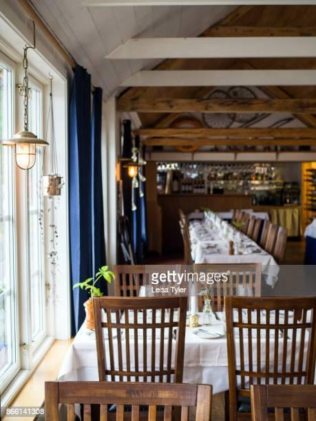 SJöBODEN SPIKEN VäSTERGöTLAND SWEDEN Restaurang Sjöboden a restaurant by Petter Nordgren in Spiken West Sweden