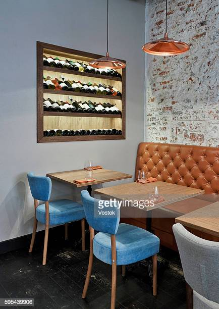 Restaurant and wine bar in St. Petersburg