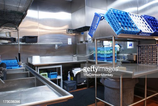 Dishwashing Equipment Restaurant Kitchen