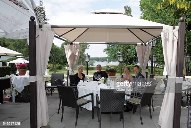 Haus Sanssouci Stock Fotos und Bilder