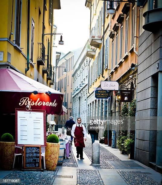 Restaurant Il Cestino, Mailand, Italien