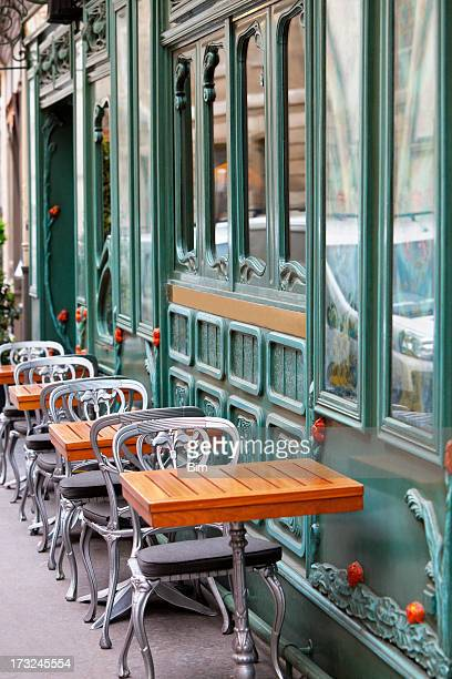 Restaurant in Art Nouveau Style, Paris, Saint Germain, France