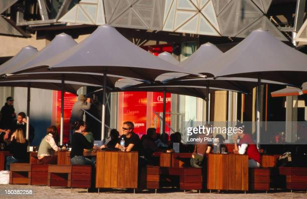 Restaurant in Federation Square.