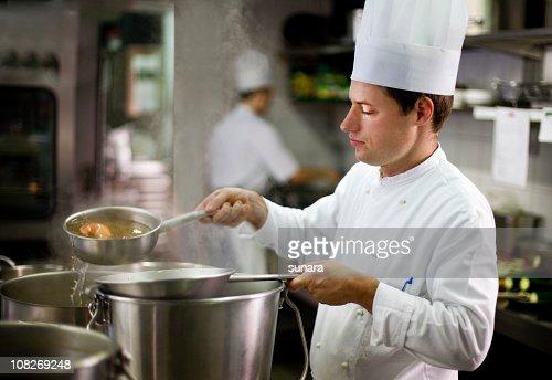 レストラン「キッチン」 : ストックフォト