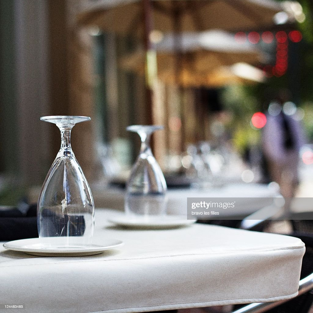 Restaurant. new orleans. : Stock Photo