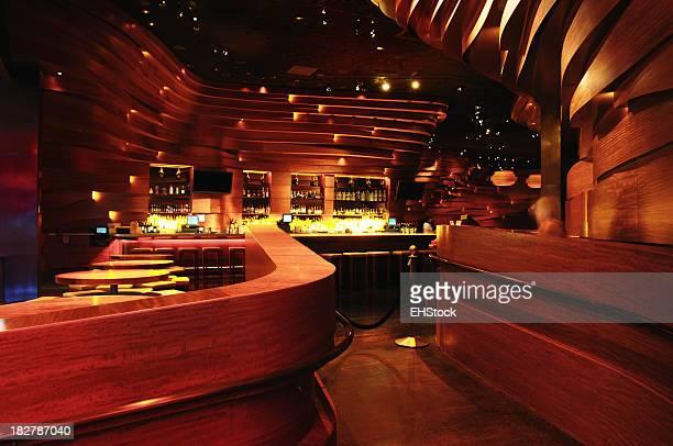 Restaurant et discothèque intérieur